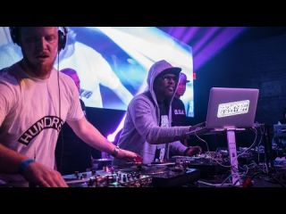 DJ Jazzy Jeff & Skratch Bastid (Red Bull Thre3style 2015 World Finals)