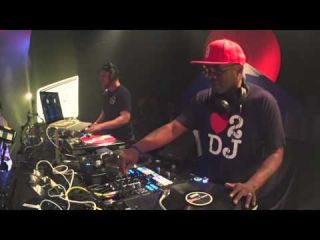 DJ Jazzy Jeff & Skratch Bastid - Red Bull Thre3Style World Finals 2015